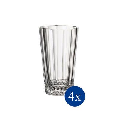 Vysoký pohár 0,34 l, 4 ks Opéra - 1