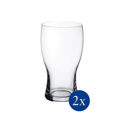 Pohár na pivo Pinta 0,65 l, 2 ks Purismo Beer - 1