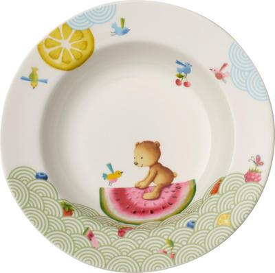 Detský hlboký tanier 19,5 cm Hungry as a Bear - 1