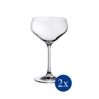 Miska na šampanské 0,38 l, 2 ks Purismo Bar - 1