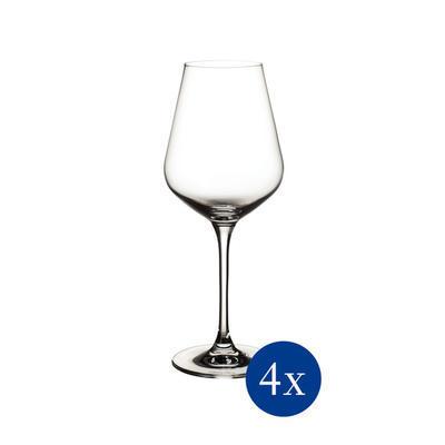 Pohár na biele víno 0,38 l, 4 ks La Divina - 1