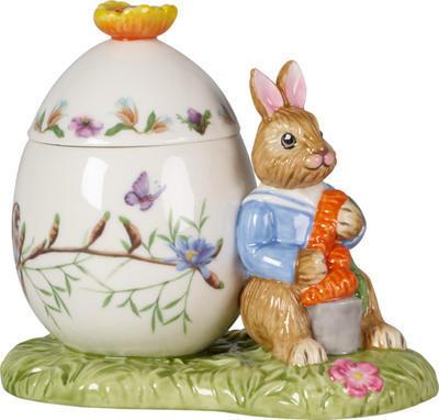 Dóza vajíčko, zajačik Max s mrkvami Bunny Tales - 1
