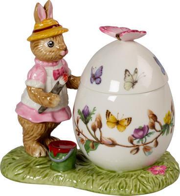 Dóza vajíčko, maľujúca Anna Bunny Tales - 1