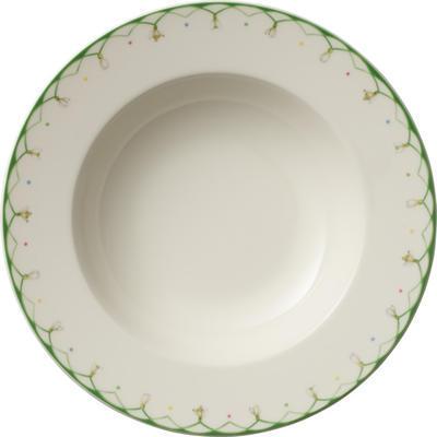 Hlboký tanier 25 cm Colourful Spring - 1