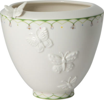 Váza široká 18 cm Colourful Spring - 1