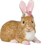 Ležiaci zajac 13 cm Easter Bunnies - 1/2