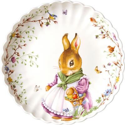 Misa veľká, zajac Emma 30 cm Spring Fantasy - 1