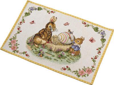 Gobelínové prestie. III, 32 x 48 cm Spring Fantasy - 1