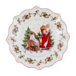 Dezertný tanier 24 cm '20 Annual Christmas Edition - 1/2