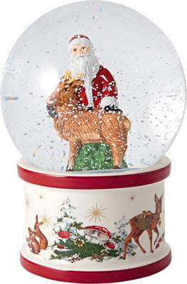 Snehová guľa, veľká, 17 cm Christmas Toys - 1
