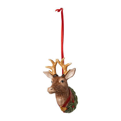 Závesná ozdoba, jeleň 6 cm My Christmas Tree - 1
