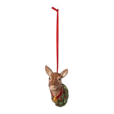 Závesná ozdoba, laň 6 cm My Christmas Tree - 1