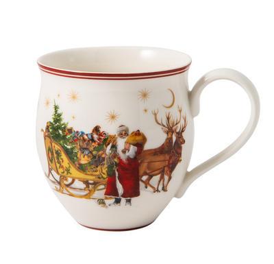 Hrnček, Santa so saňami 0,44 l Toy's Delight - 1