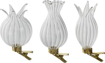 Mini váza s klipom, 3 ks Spring Fantasy Accessoir.