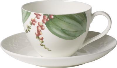 Kávová šálka 0,20 l s podšálkou Malindi