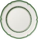 Plytký tanier 26 cm French Garden Green Line - 1/2