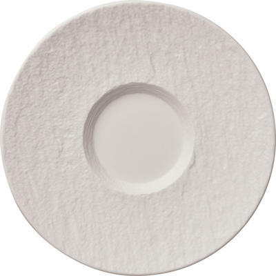 Podšálka 15,5 cm Manufacture Rock blanc - 1