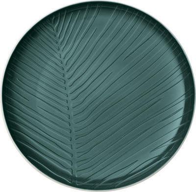 Tanier, list 24 x 3 cm it's my match green - 1
