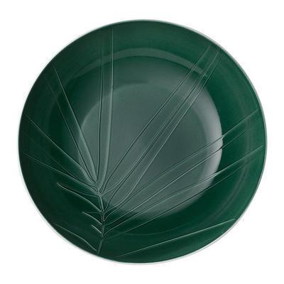 Servírovacia misa, list 26 cm it's my match green - 1