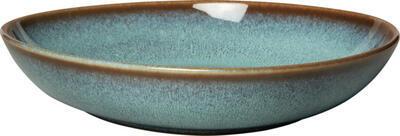 Plochá miska 22 x 21 x 4,2 cm Lave glacé