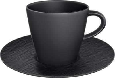 Kávová šálka 0,22 l s podšálkou Manufacture Rock - 1