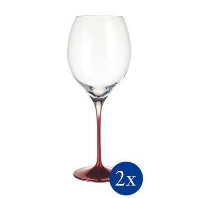 Pohár Bordeaux Grand Cru, 2 ks Allegorie Pr. Rose.