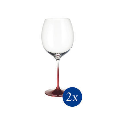 Pohár Burgundy, 2 ks Allegorie Premium Rosewood