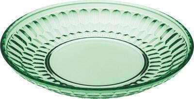 Zelený dezertný tanier Boston coloured - 1
