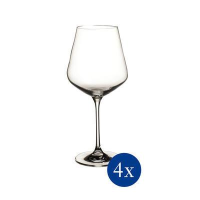 Pohár na červené víno 0,47 l, 4 ks La Divina - 1
