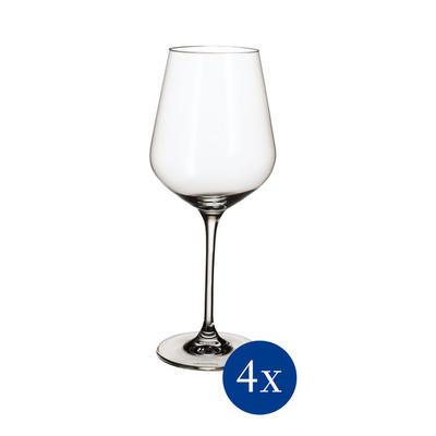 Pohár na víno Bordeaux 0,65 l, 4 ks La Divina - 1