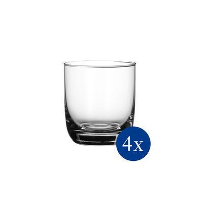Pohár na whisky 0,36 l, 4 ks La Divina - 1