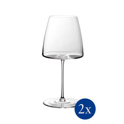 Pohár na červené víno 0,83 l, 2 ks MetroChic - 1