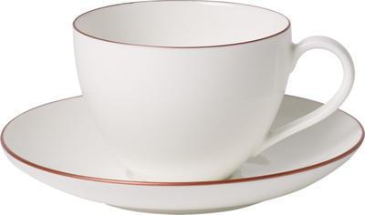 Kávová šálka 0,20 l s podšálkou Anmut Rosewood - 1