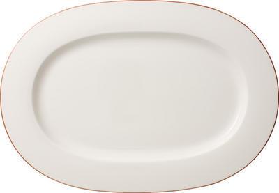 Oválny tanier 41 cm Anmut Rosewood - 1