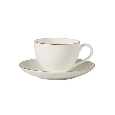 Kávová šálka 0,20 l s podšálkou Anmut Gold - 1