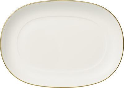 Oválny tanierik 20 cm Anmut Gold