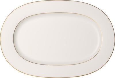 Oválny tanier 41 cm Anmut Gold - 1