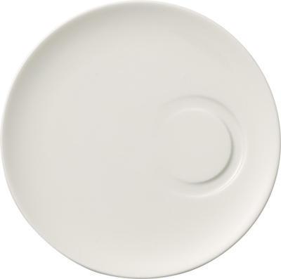 Podšálka 14,5 x 14,5 x 1,5 cm MetroChic blanc - 1