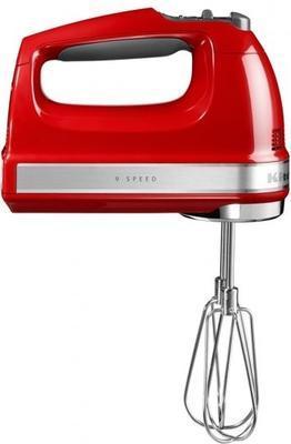 Ručný šľahač 85 W kráľovská červená KitchenAid - 1