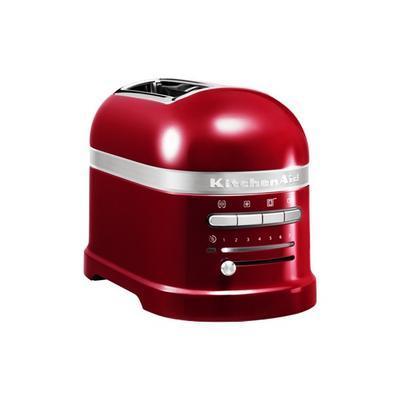 Hriankovač Artisan červená metalíza KitchenAid