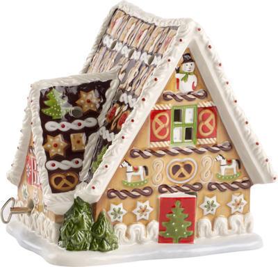 Hracia skrinka, perníková chalúpka Christmas Toys - 1