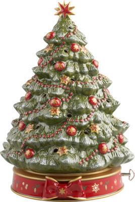 Hracia skrinka, vianočný stromček Toy's Delight - 1