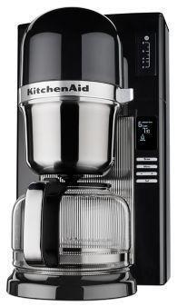 Kávovar na prielievanú kávu čierny KitchenAid - 1