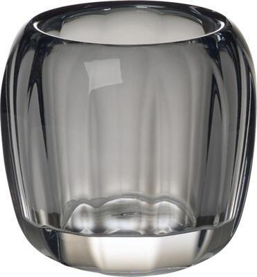 Svietnik na čajovú sviečku, sivý Coloured DeLight - 1