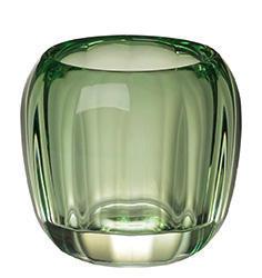 Svietnik na čajovú sviečku, zelený Colour. DeLight - 1