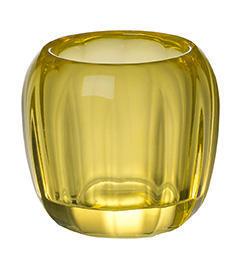 Svietnik na čajovú sviečku, žltý Coloured DeLight - 1