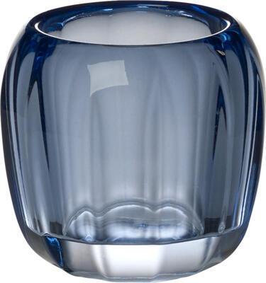 Svietnik na čajovú sviečku, modrý Coloured DeLight - 1