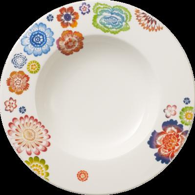 www.villy.sk - Hlboký tanier 24 cm Anmut Bloom - Villeroy   Boch b77ea071553