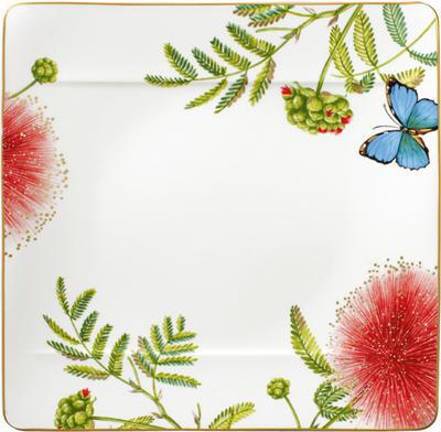Plytký tanier 27 x 27 cm Amazonia - 1