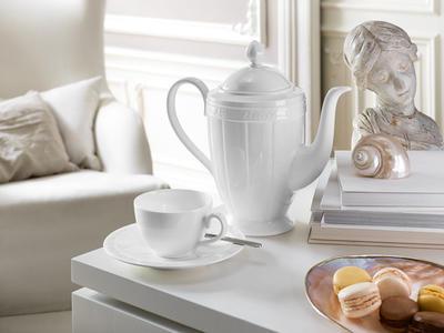 Kávová kanvica 1,35 l White Pearl - 2